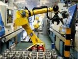 中国工业机器人专利数超9万件