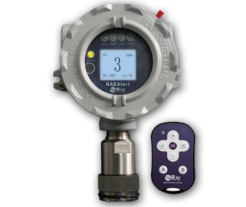 华瑞固定式RAEAlert EC有害气体检测仪