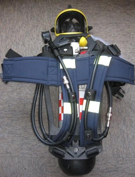 法国斯博瑞安T8000正压式空气呼吸器