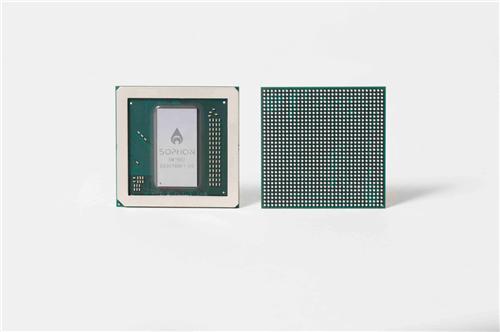 比特大陆发布终端AI芯片