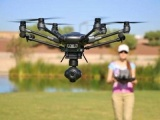 无人机行业市场规模可观