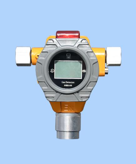 鞍山氯气超标探测器 可以现场声光报警