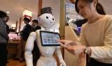 智能机器人餐厅扎堆亮相