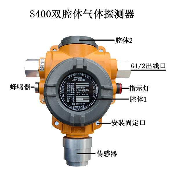 攀枝花制造业硫化氢浓度检测器 HS2报警仪