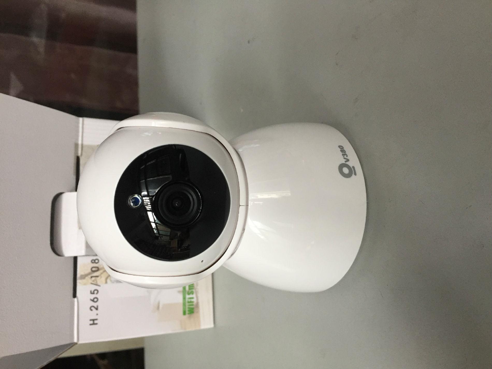 供应 V380 无线WIFI 摄像机 自带AP热点 200万高清