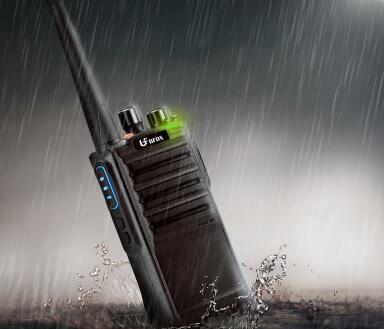 北峰BF-TD516数模兼容手持对讲机