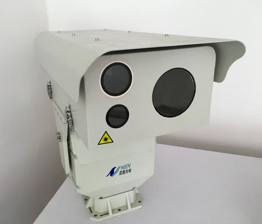 三光谱感应-多传感昼夜24小时不间断云台监控摄像机