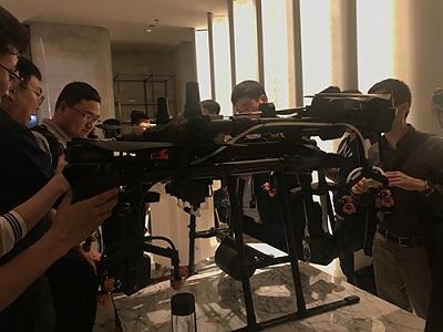 大疆农业发布旗舰植保机T16