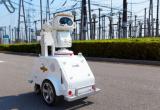 江苏镇江供电公司启用首台机器人