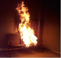 消防演习烟热真火模拟训练系统(图)