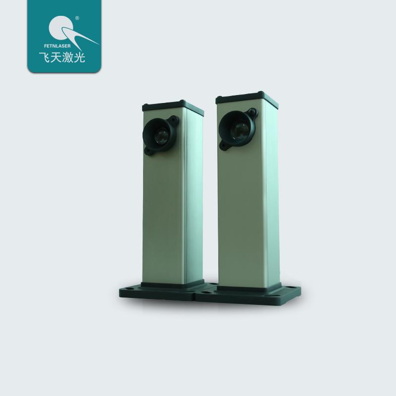 XT-A100民用型单光束激光对射入侵探测器