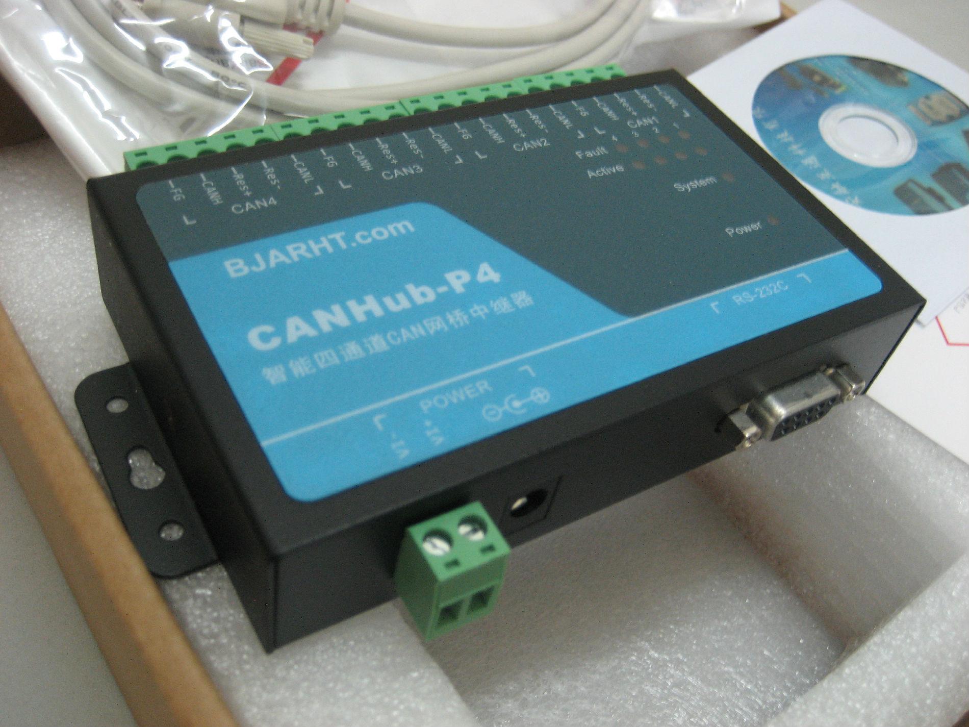 供应CANHUB集线器