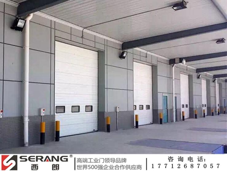 杭州新型厂房滑升门