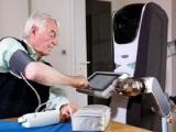 人口老龄化催生服务机器人市场爆发