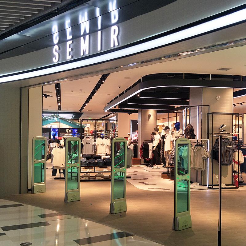 湖南长沙超市防盗器服装店防盗门禁系统专业供应商1支也是批发价售后无忧