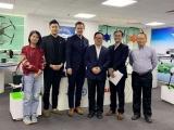 奥地利驻广州总领事馆一行到访深安协