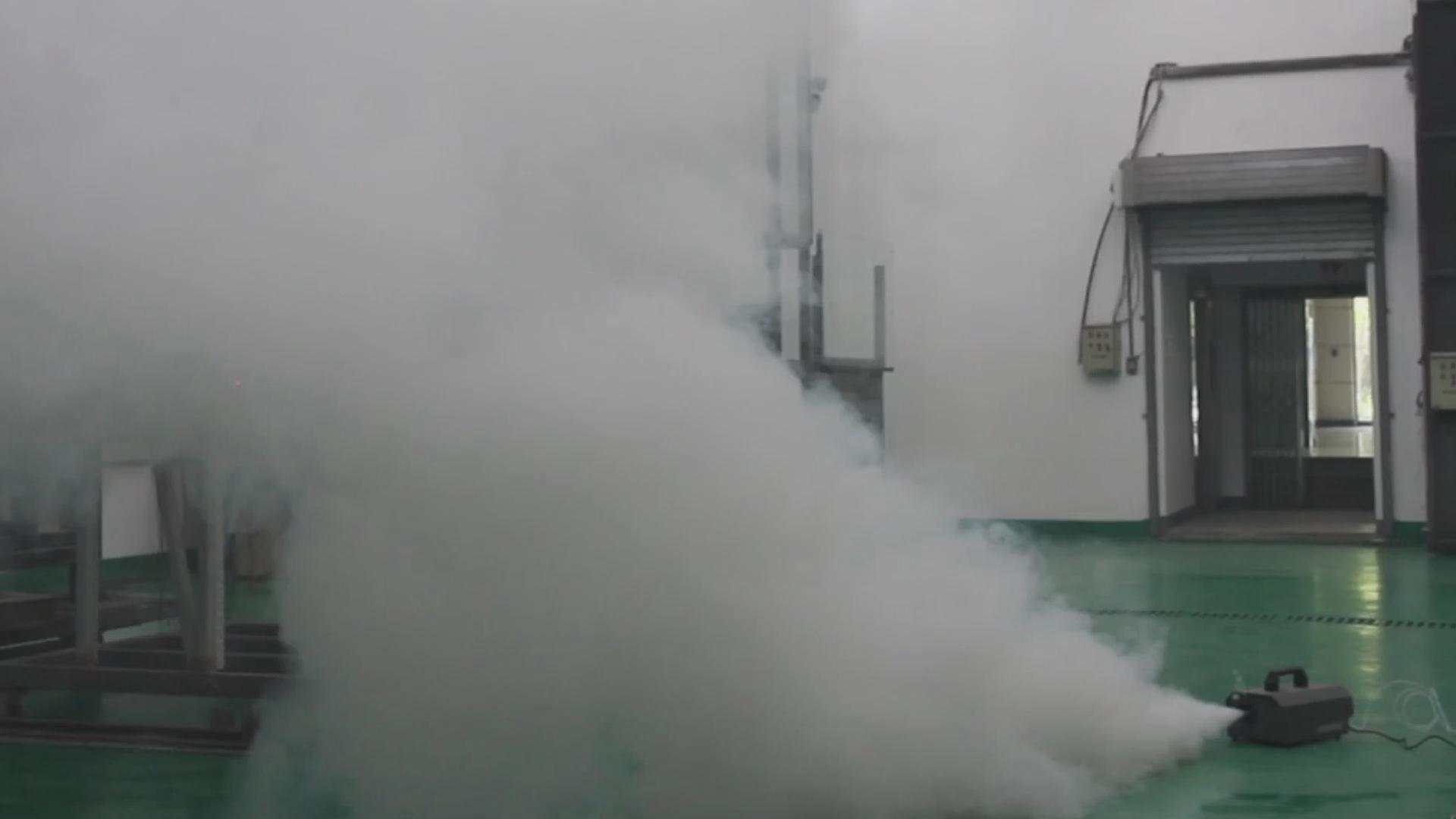 青岛凌鼎定制烟雾发生器