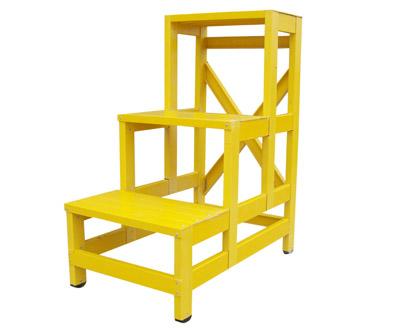深圳厂家供应两层绝缘高低凳 电工专用绝缘塌台