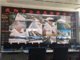 庆阳市联合科达共筑雪亮工程示范典型