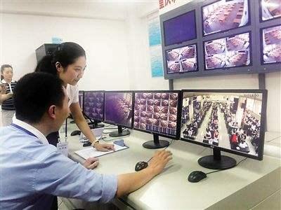 武汉一高校全面推行视频监控查课