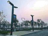 智慧路灯照进未来智慧城市