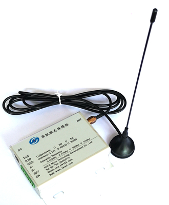 TTL/RS232/RS485大功率远距离无线透传模块