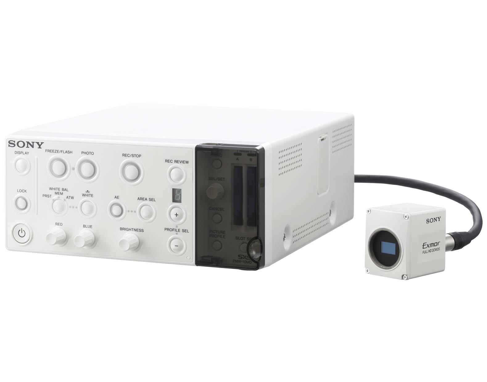 索尼医用摄像机PMW-10MD