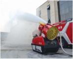 火灾频发 机器人何时才能走入火???