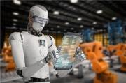 智能机器人亮相环博会
