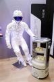 像出口冰箱一样出口服务机器人?