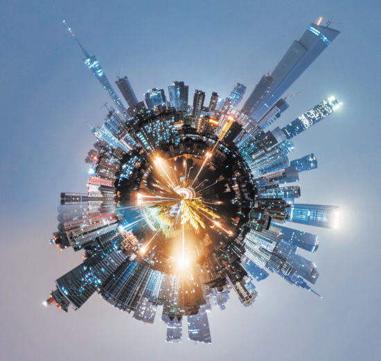 """中国超500座""""智慧城市""""建设中!长啥样?"""