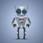 地球日机器人助力绿色发展