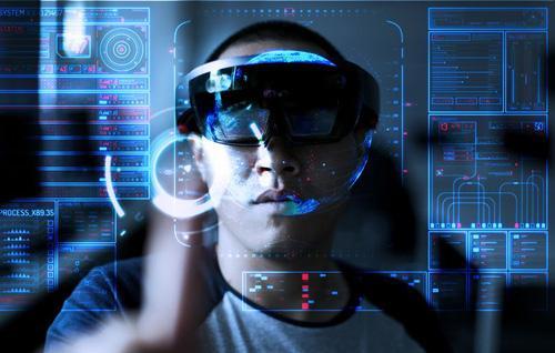 """智慧派出所用上""""黑科技"""" AR赋能安防"""