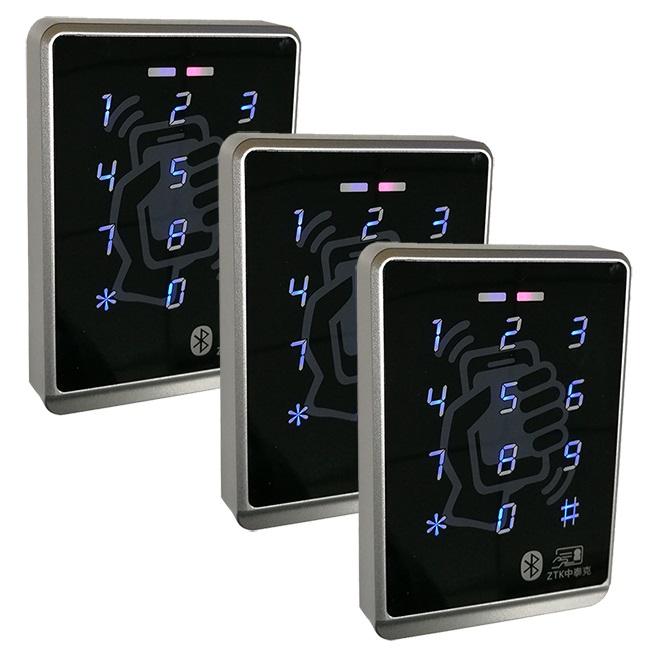 ZTK102LM手机蓝牙摸键盘IC读卡器