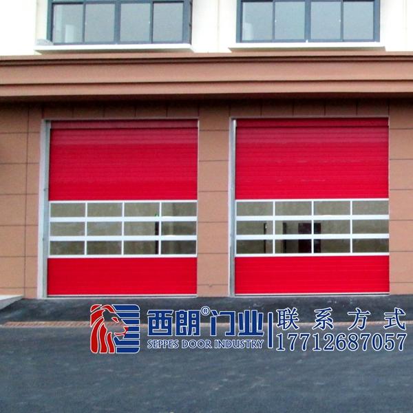 苏州消防车库门生产厂家