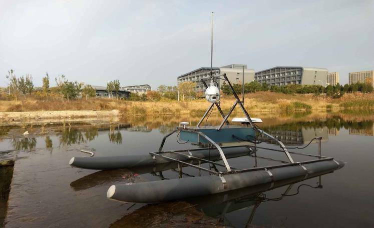 电气化智能无人船