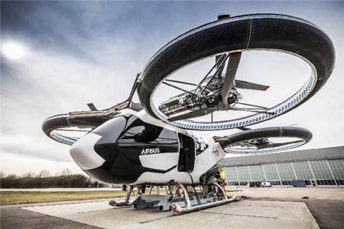 深圳探索空中交通 打造智能交通城市