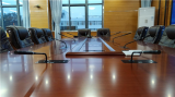 艾索电子数字会议系统应用于安徽某水利局