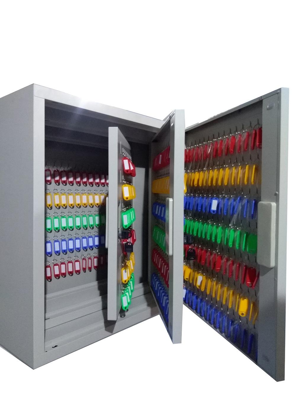 埃克萨斯小型钥匙管理柜200位物业房产中介专用