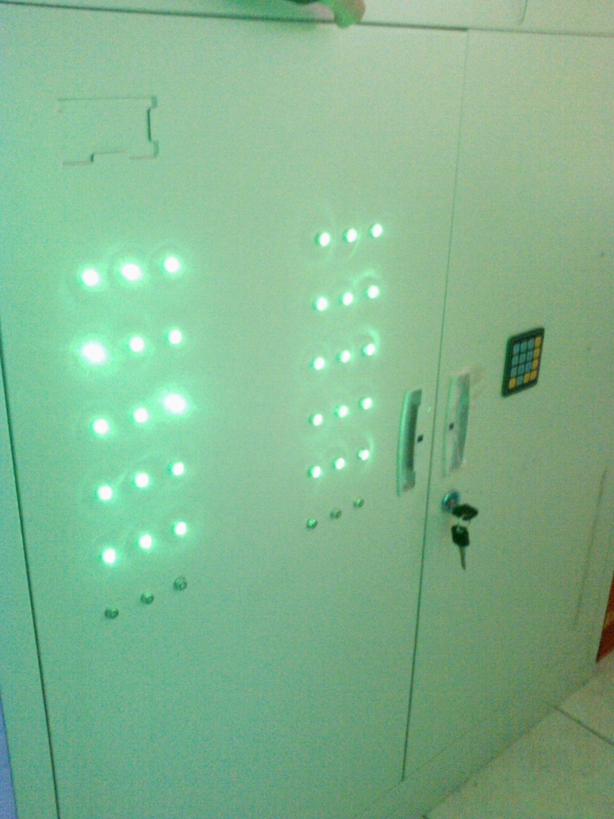 智能钥匙柜钥匙智能管理系统