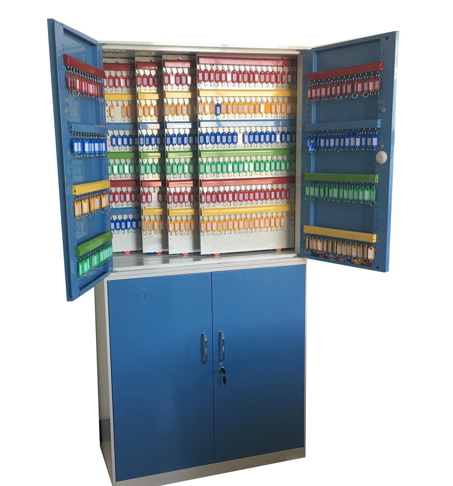 埃克萨斯推拉式钥匙柜TL-5大型物业钥匙柜汽车钥匙管理柜