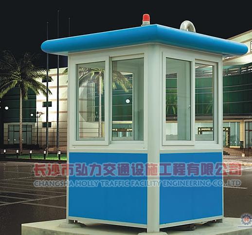 长沙交通设施公司 岗亭制作生产