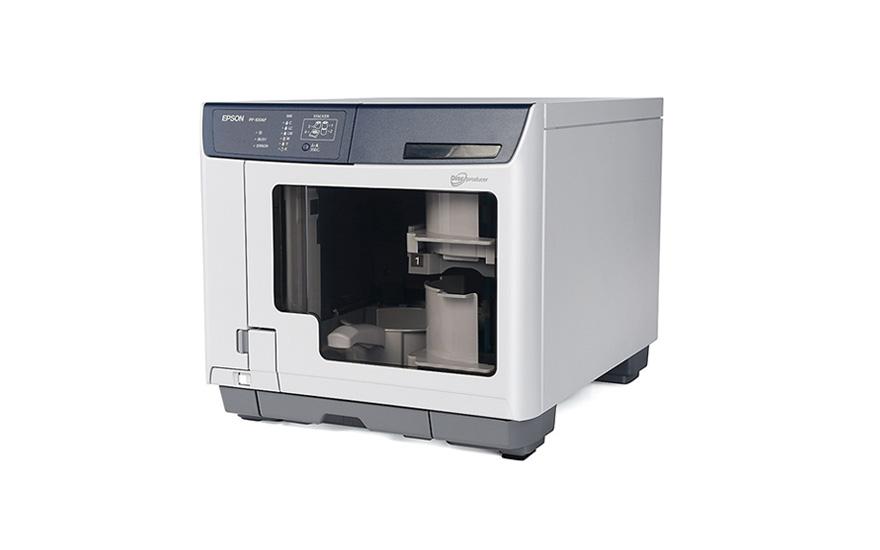 光盘打印刻录机爱普生PP-50 DVD