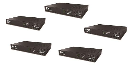 台达第三代DVCS网络分布式图像拼接控制系统