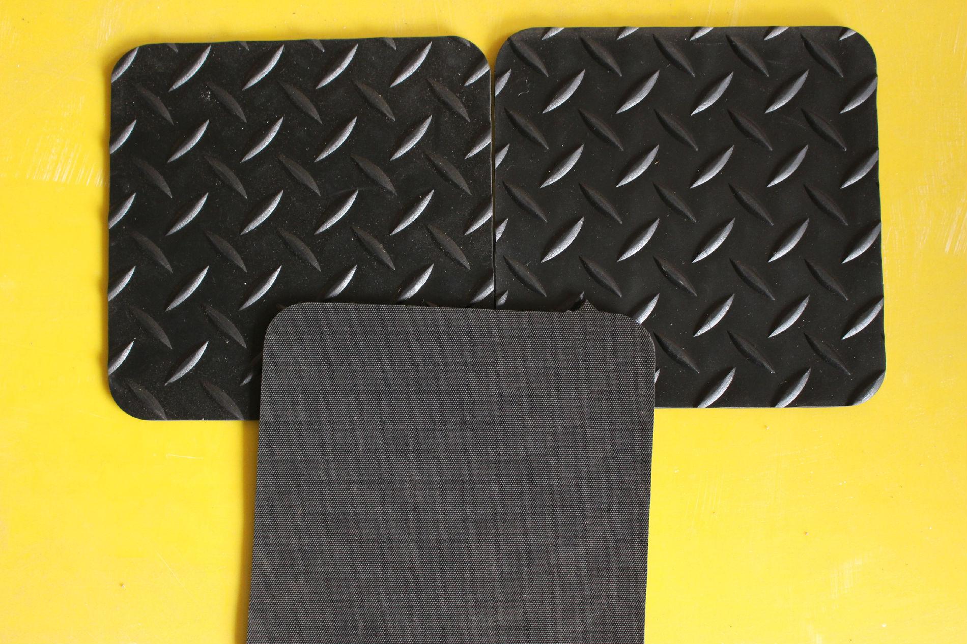 湛江绝缘垫厂家供应10mm黑色绝缘垫供应商