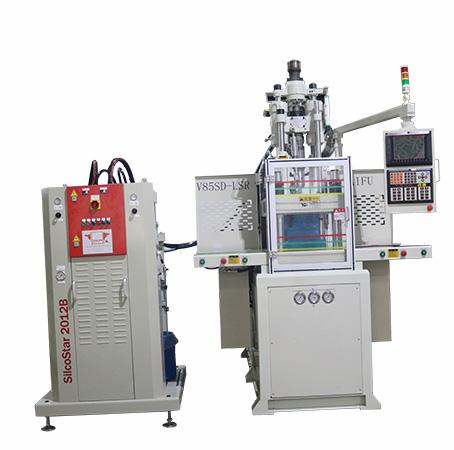 了解立式液态硅胶注塑机找台富机械