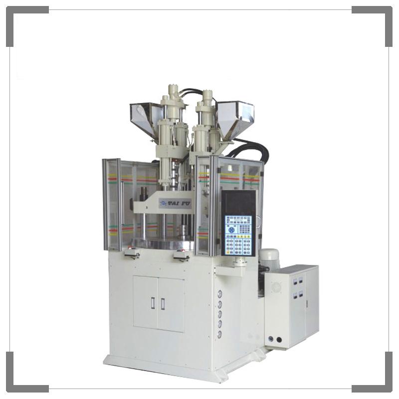 江苏台富机械提供立式双色圆盘注塑机等系列机型