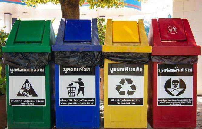 未来AI助力垃圾分类
