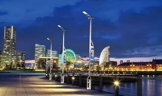 打造智慧路灯系统  让智慧点亮城市