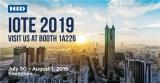 HID Global亮相2019国际物联网展 (IOTE 2019)
